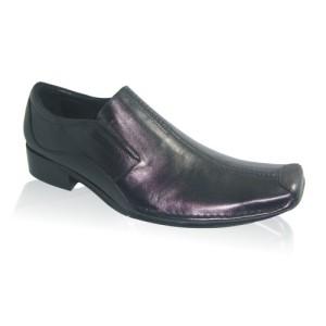 sepatu kulit pria asli ukuran besar